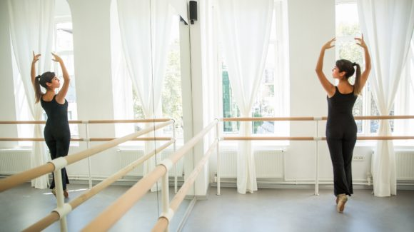 Adult Ballet Benefits