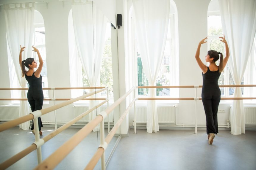 Studio Adult Ballet Private Course